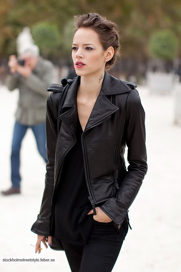 All Black Chic Outfits (1)
