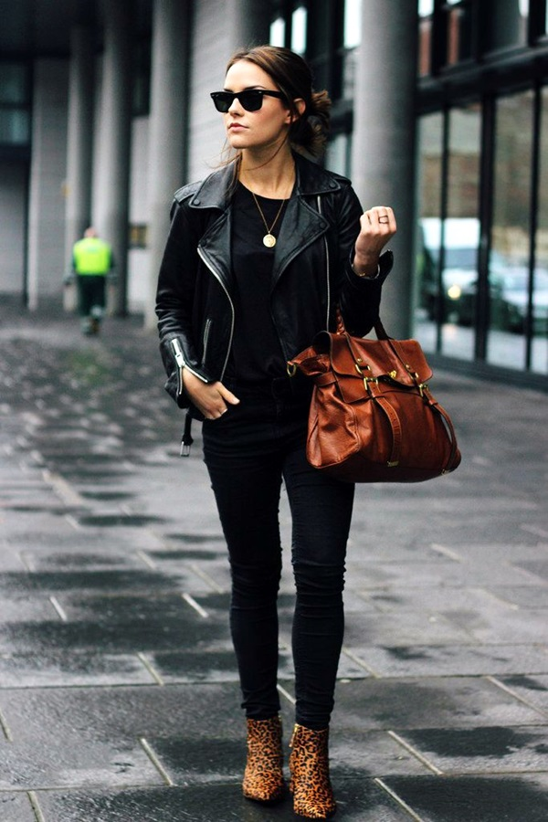 All Black Chic Outfits (3)