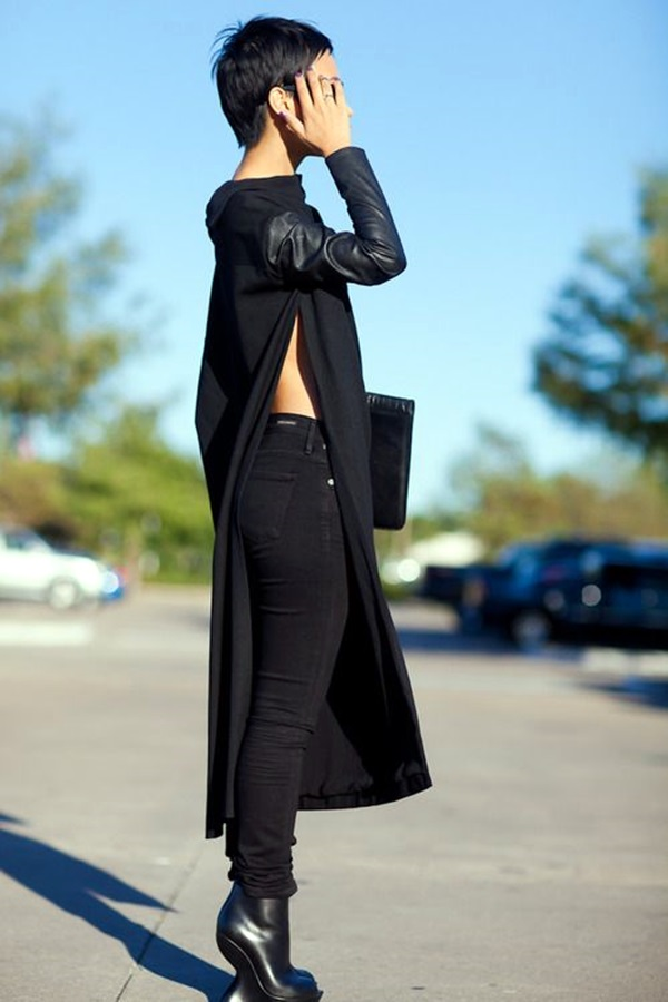 All Black Chic Outfits (9)