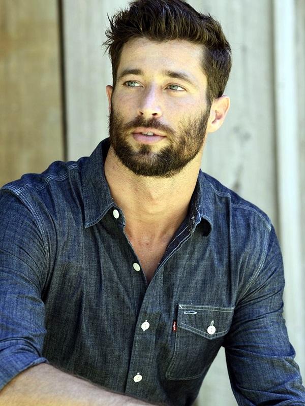 Cute Short and Full Beard Styles for Men (11)