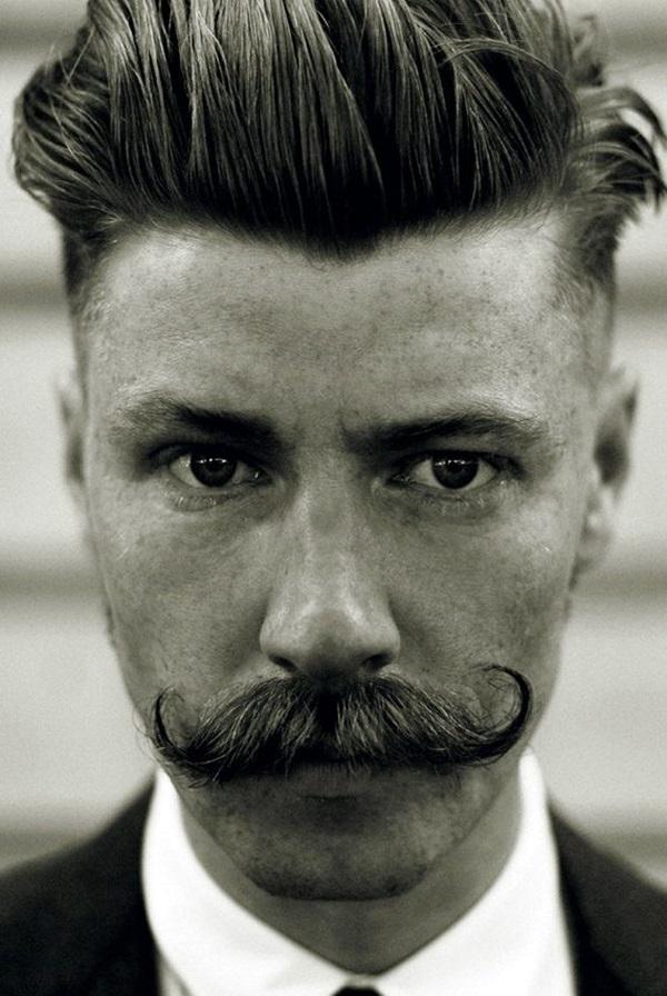 Cute Short and Full Beard Styles for Men (7)