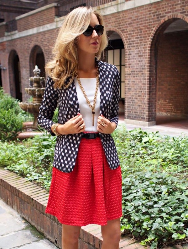 Office Outfits for Working Women41