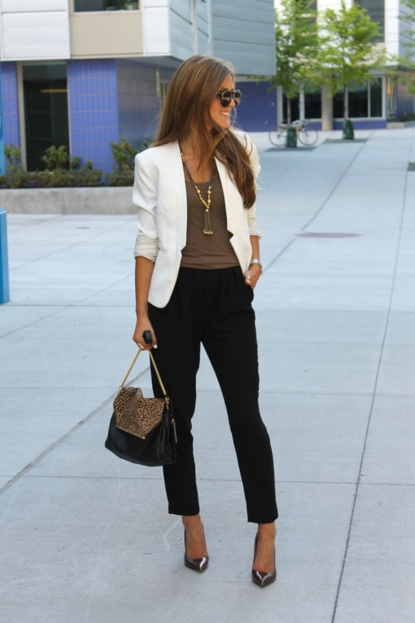 Office Outfits for Working Women7