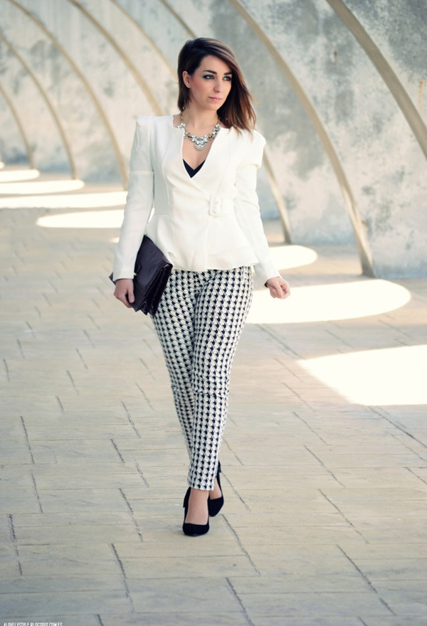 Office Outfits for Working Women9