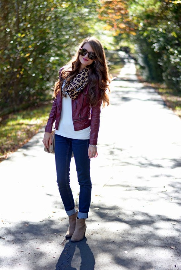 Scarf Outfit Ideas to try this Winter (6)