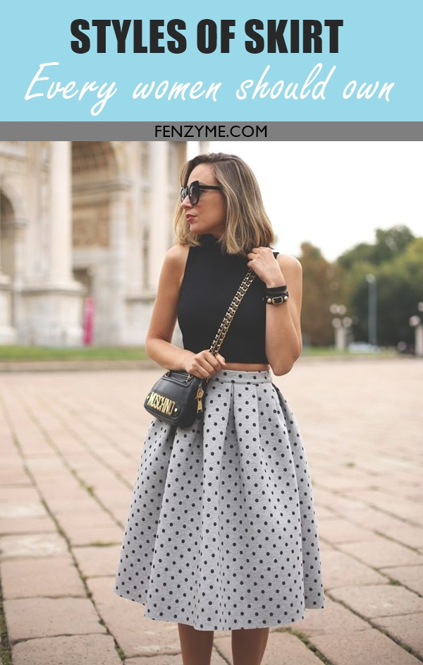Styles of Skirt Every Woman Should Own (1)