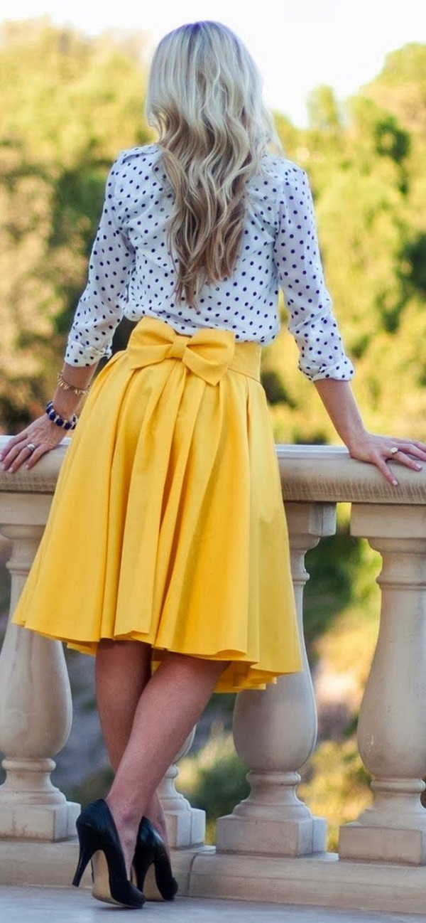 Styles of Skirt Every Woman Should Own (12)
