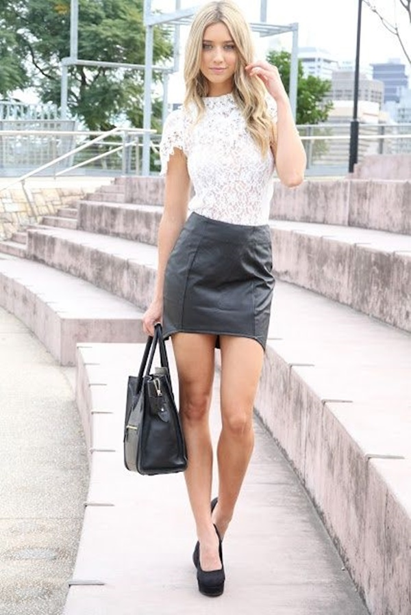 Styles of Skirt Every Woman Should Own (16)