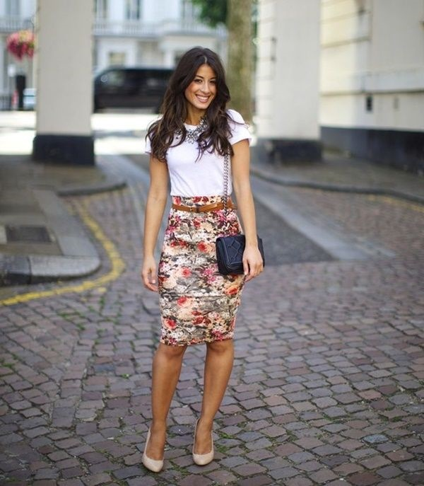 Styles of Skirt Every Woman Should Own (18)