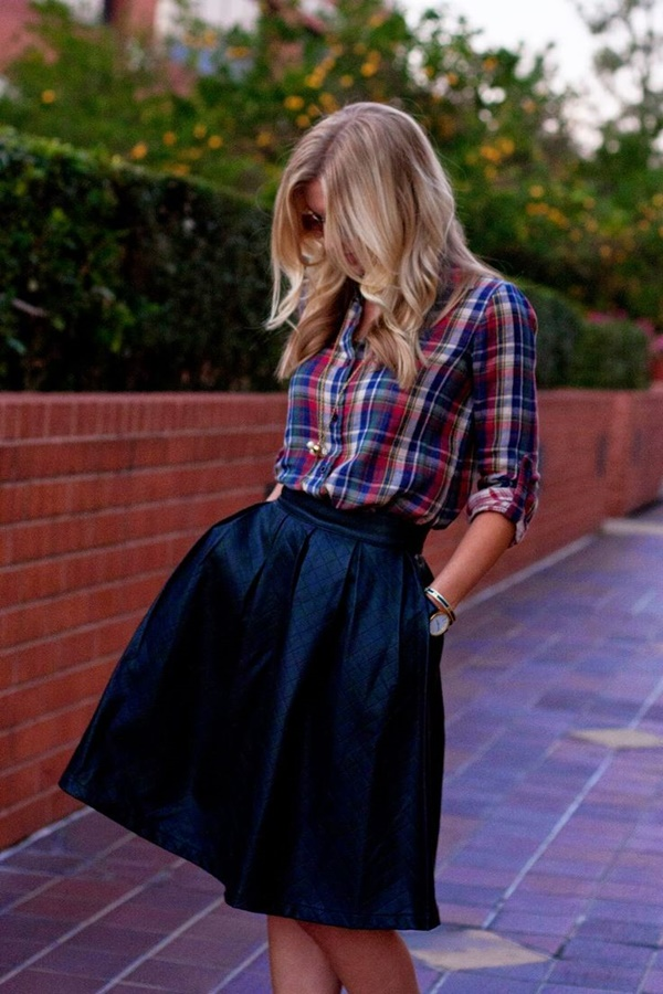 Styles of Skirt Every Woman Should Own (23)
