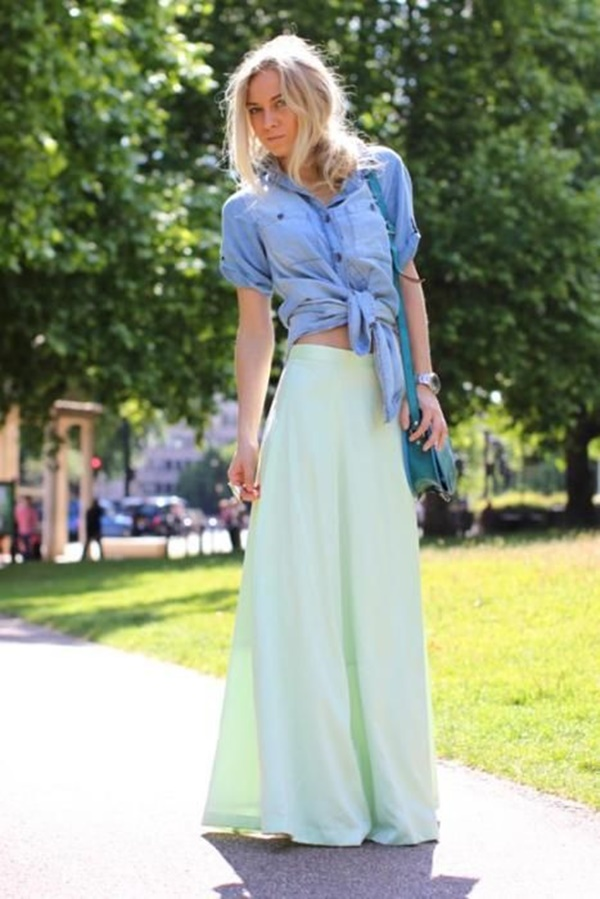 Styles of Skirt Every Woman Should Own (3)