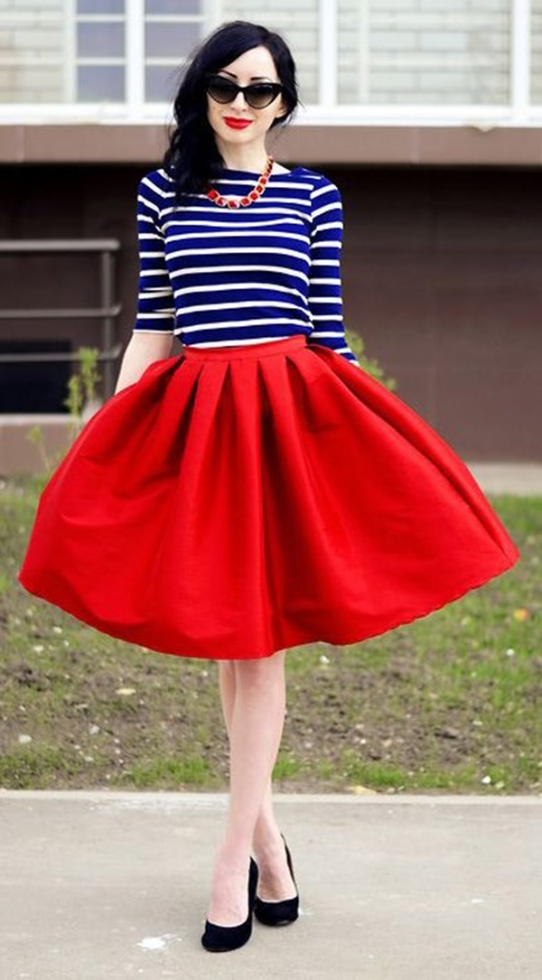 Styles of Skirt Every Woman Should Own (4)