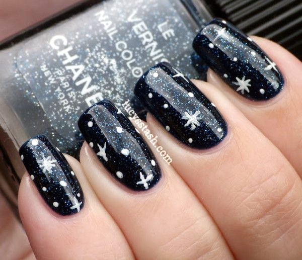 Winter Nails Designs 2015 (12)