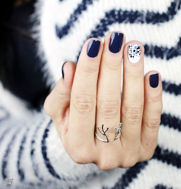 Winter Nails Designs 2015 (2)