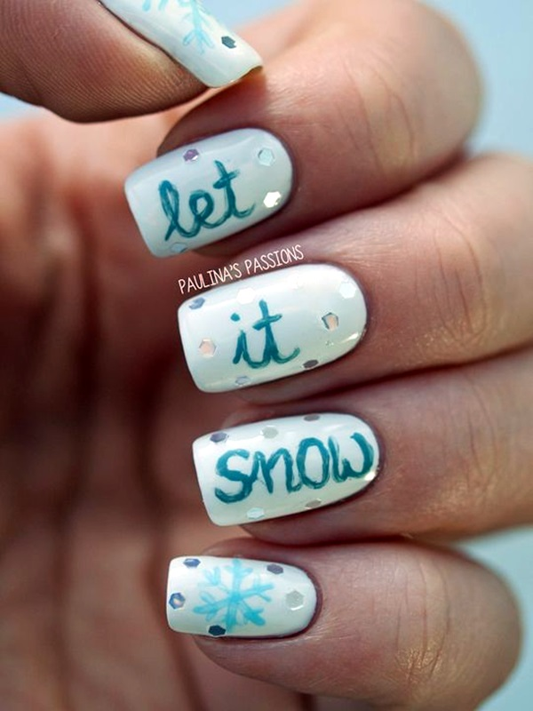 Winter Nails Designs 2015 (25)