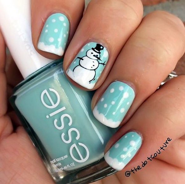 Winter Nails Designs 2015 (3)