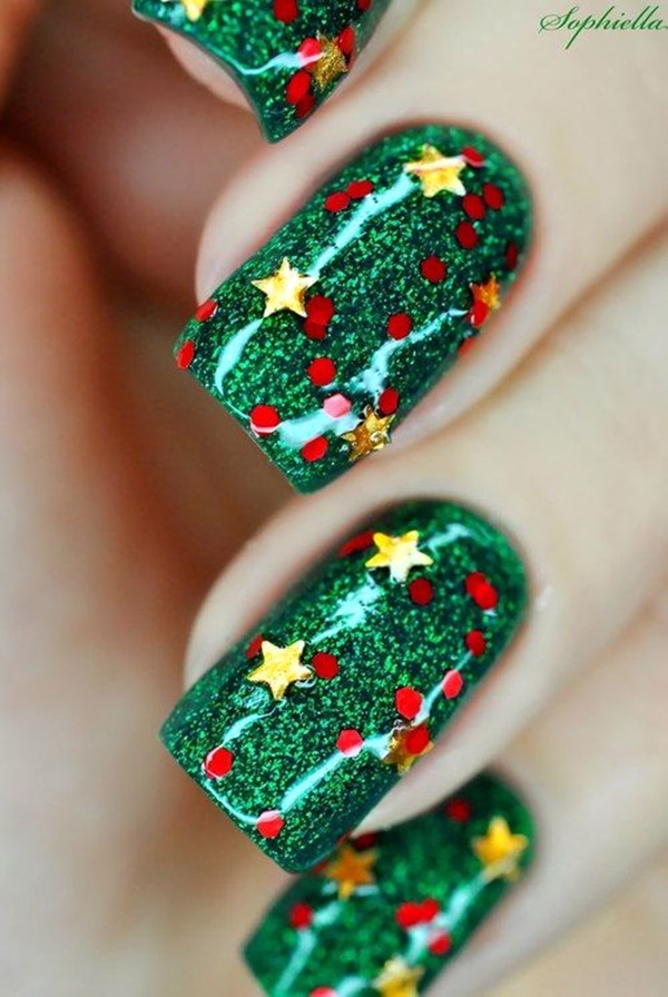 Winter Nails Designs 2015 (5)