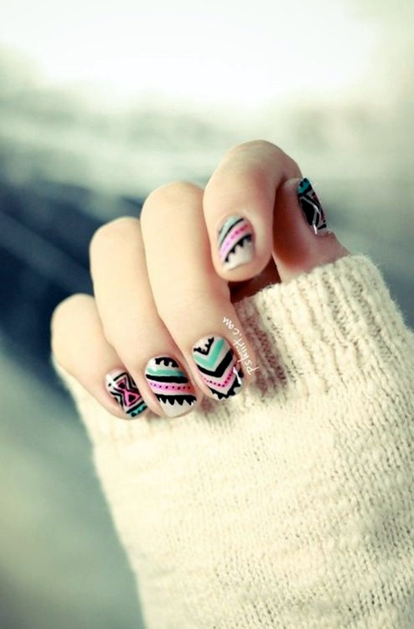 Winter Nails Designs 2015 (8)