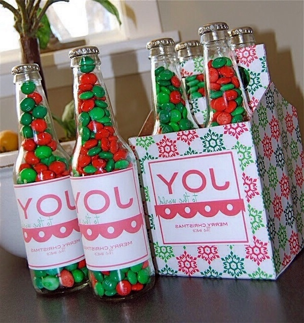 Cute Homemade Christmas Gifts For Friends Articlesdirecties - Christmas Moment