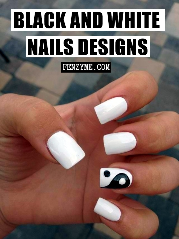 Black-and-White-Nails-Designs-1.1