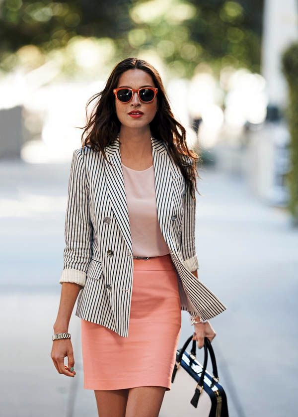 Blazer Outfits for Work (7)