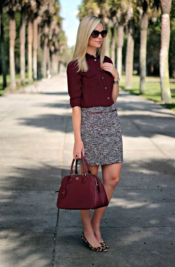 Casual Work Outfits Ideas (10)