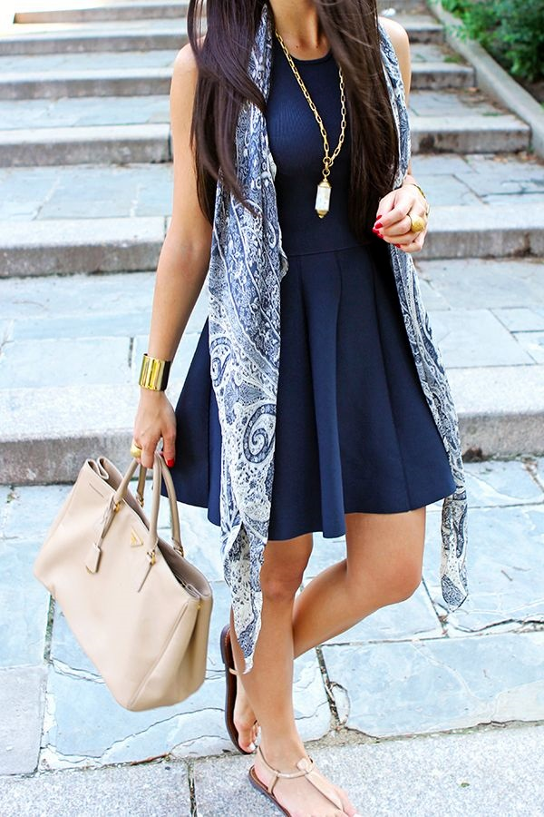 Cute Casual Chic Outfits 2016 (10)