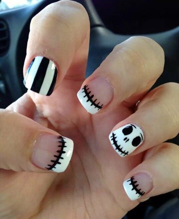 Easy Nail Designs: Latest 45 Easy Nail Art Designs For Short Nails 2016