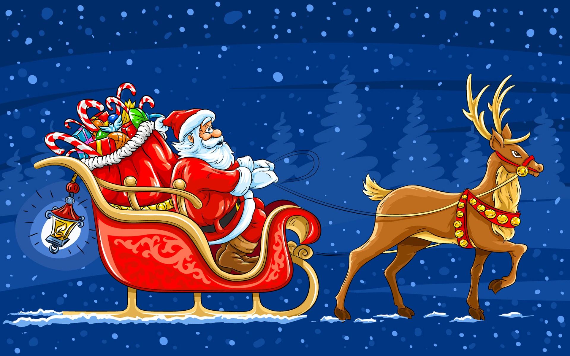 Free Animated Christmas Wallpaper for Desktop (3)