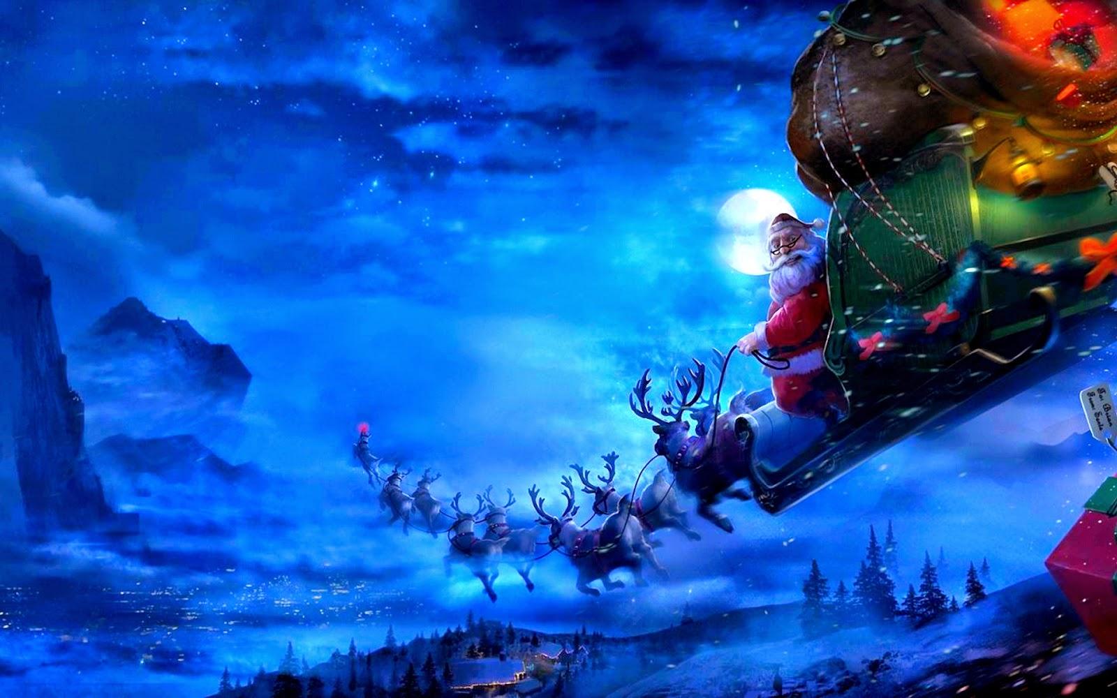Free Animated Christmas Wallpaper for Desktop (5)