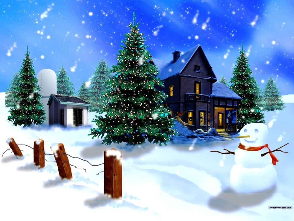 Free Animated Christmas Wallpaper for Desktop (6)