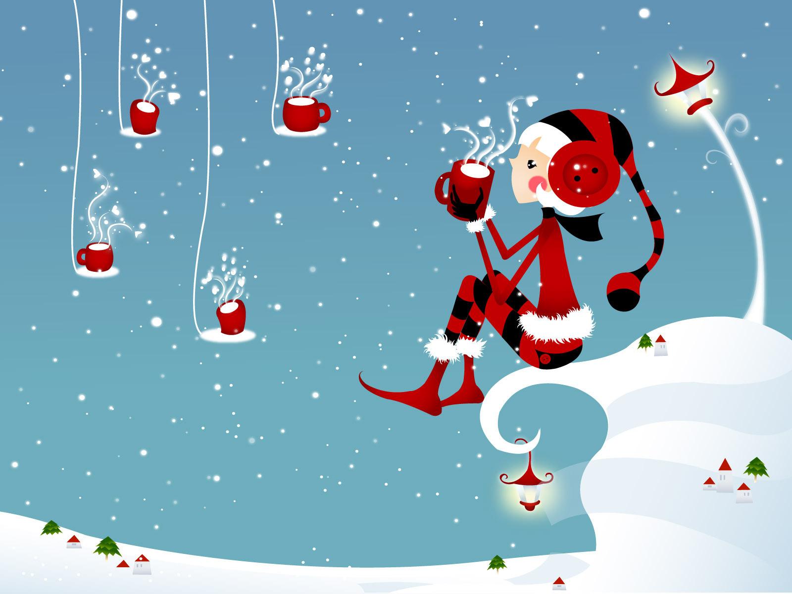 Free Animated Christmas Wallpaper for Desktop (7)