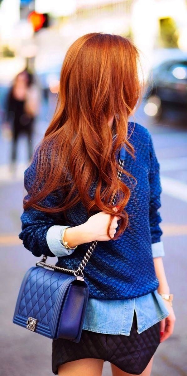 Hair Color Ideas for Women (21)