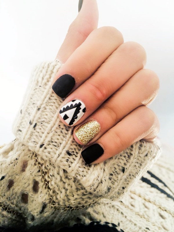 Nail Polish Trends For New Years Eve Hession Hairdressing