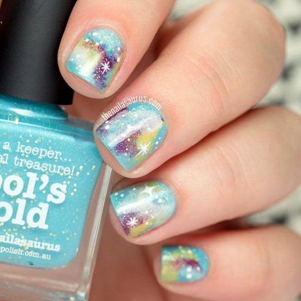 New Years Eve Nails Designs and Ideas (7)