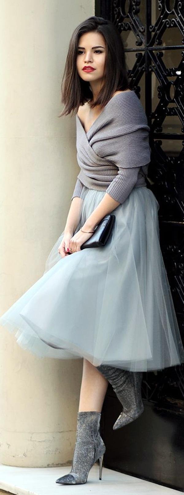Off the Shoulder Dresses (3)