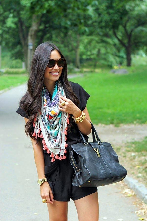 Scarf Outfit Ideas to try this Winter (2)
