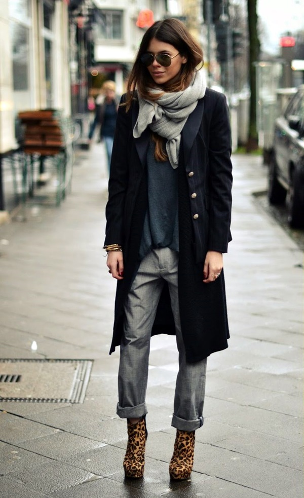 Scarf Outfit Ideas to try this Winter (4)
