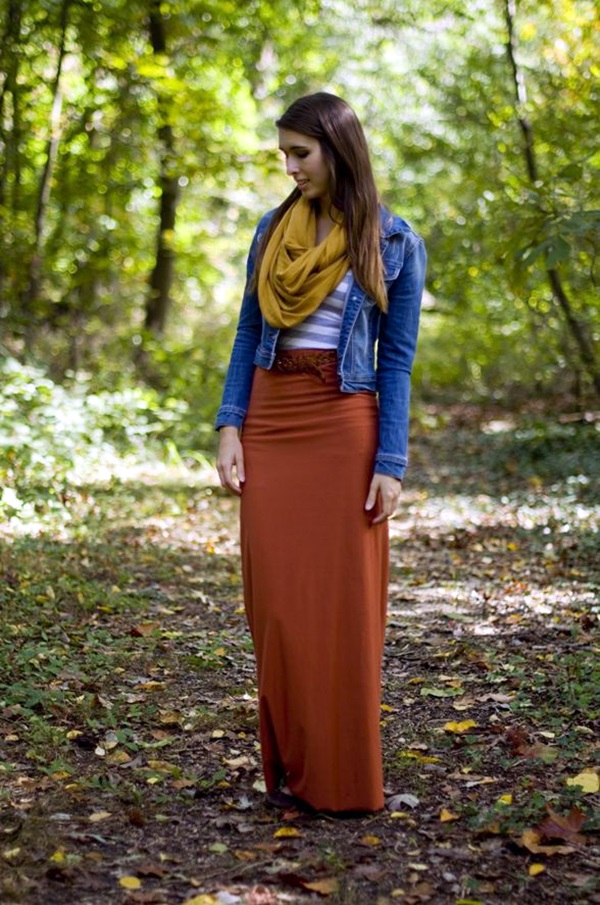 Scarf Outfit Ideas to try this Winter (8)