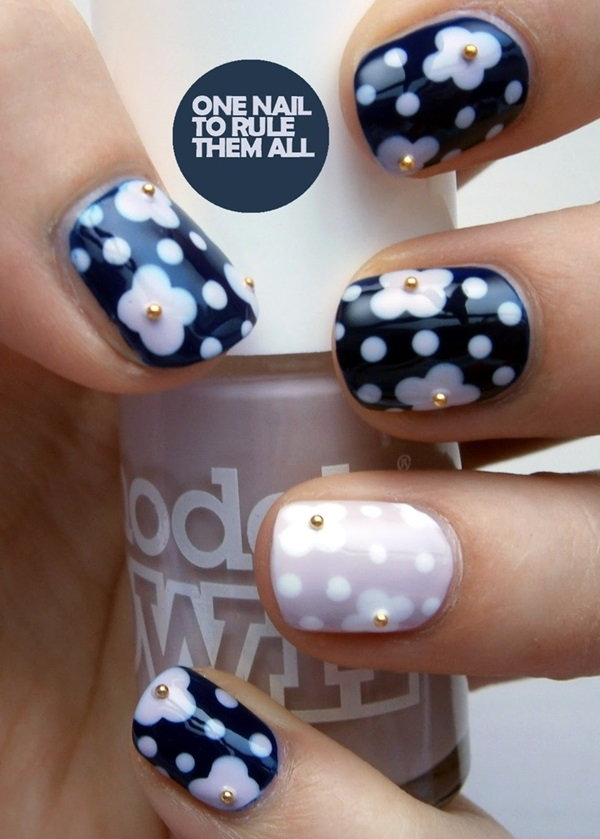 Spring Nails Designs and Colors Ideas (1)