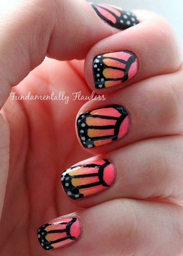 Spring Nails Designs and Colors Ideas (10)
