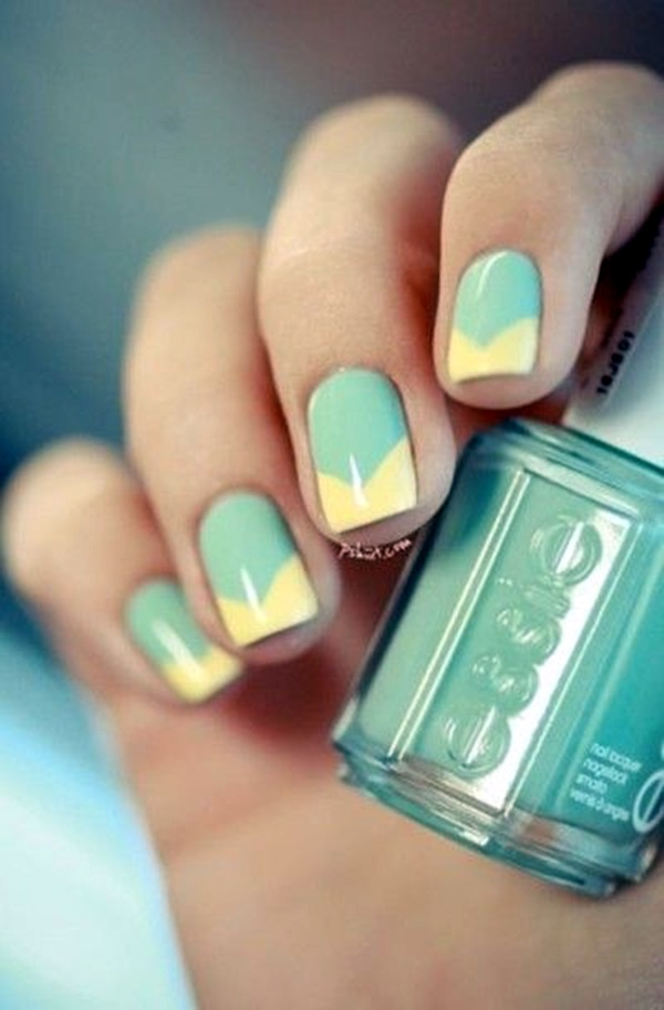 Spring Nails Designs and Colors Ideas (12)