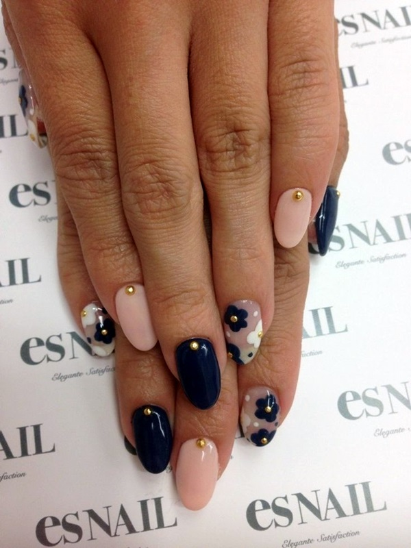 Spring Nails Designs and Colors Ideas (17)
