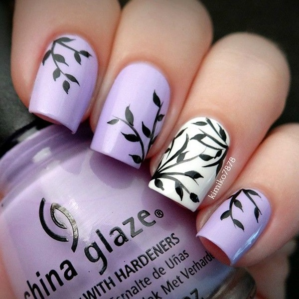 Spring Nails Designs and Colors Ideas (20)