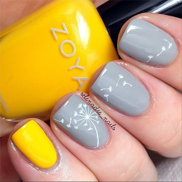 Spring Nails Designs and Colors Ideas (2)