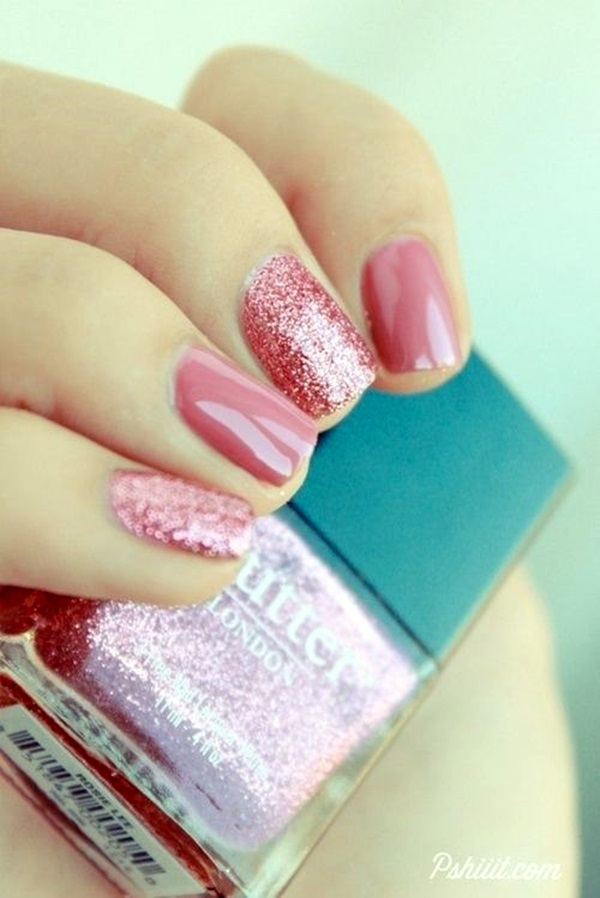 Spring Nails Designs and Colors Ideas (26)