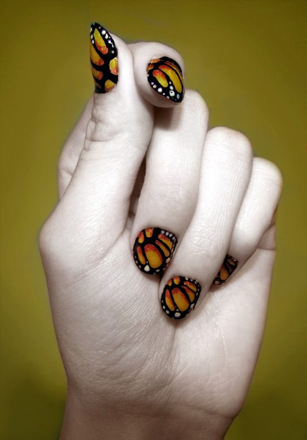 Spring Nails Designs and Colors Ideas (3)