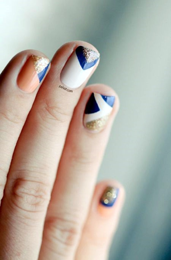 Spring Nails Designs and Colors Ideas (5)