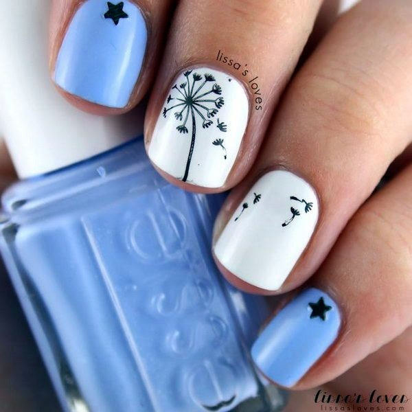Spring Nails Designs and Colors Ideas (9)