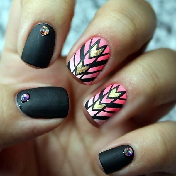 Acrylic Nail Art Designs (13)